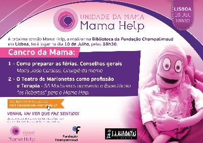Cancro da Mama: 1 - Como preparar as férias; 2 - O Teatro de Marionetas... 10JUL2019