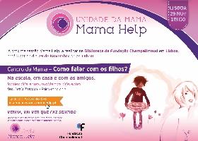CANCRO DA MAMA - COMO FALAR COM OS FILHOS? 29NOV2017
