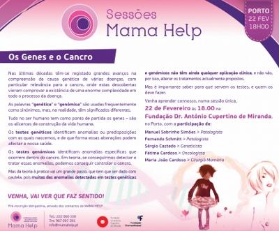 Os Genes e o Cancro 22Fev2018